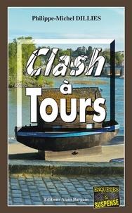 Philippe-Michel Dillies - Emma Choomak, En quête d'ident  : Clash à Tours - Emma Choomak, en quête d'identité - Tome 12.