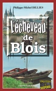 Philippe-Michel Dillies - Emma Choomak, En quête d'ident  : L'écheveau de Blois - Emma Choomak, en quête d'identité - Tome 8.