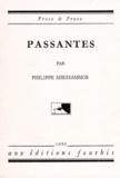 Philippe Mikriammos - Passantes.