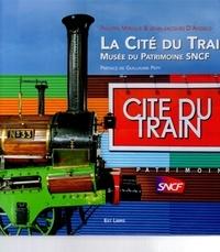 Philippe Mirville et Jean-Jacques D'Angelo - La cité du train - Musée du patrimoine SNCF.