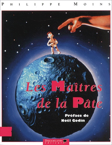 Philippe Moins - Les Maîtres de la pâte.