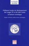 Philippe Moles - Politiques locales de développement des usages TIC et de lutte contre la fracture numérique.
