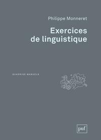 Exercices de linguistique - Philippe Monneret | Showmesound.org