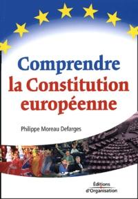 Deedr.fr Comprendre la Constitution européenne Image