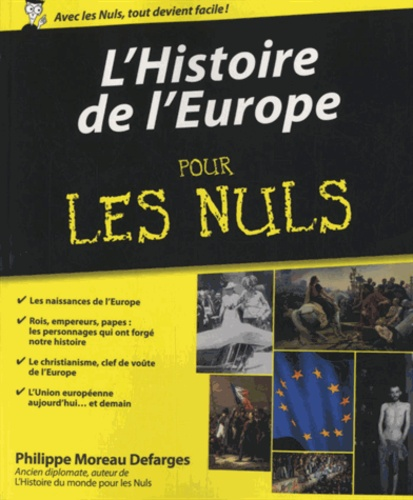 L Europe Pour Les Nuls