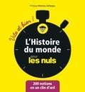Philippe Moreau Defarges - L'histoire du monde pour les nuls - Vite et bien !.