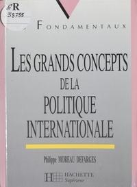 Philippe Moreau Defarges - .