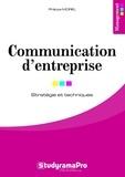 Philippe Morel - Communication d'entreprise - Stratégie et techniques.