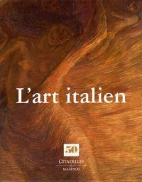 Philippe Morel - L'art italien - Coffret 2 tomes.