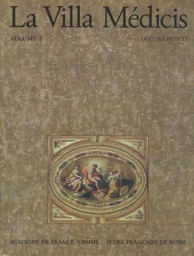 Philippe Morel - La Villa Médicis - Volume 3, Le Parnasse astrologique.