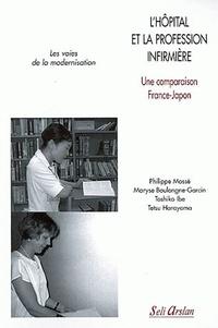 Histoiresdenlire.be L'hôpital et la profession infirmière - Une comparaison France-Japon, Les voies de la modernisation Image