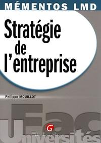 Philippe Mouillot - Stratégie de l'entreprise.