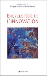 Philippe Mustar et Hervé Penan - Encyclopédie de l'innovation.