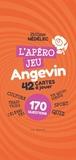 Philippe Nédélec - L'apero jeu angevin - 42 cartes à jouer, 170 questions.