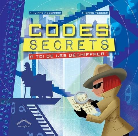 Codes secrets. A toi de les déchiffrer !