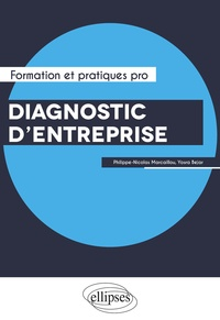 Philippe-Nicolas Marcaillou et Yosra Bejar - Diagnostic d'entreprise - Performance, capital immatériel et risques.