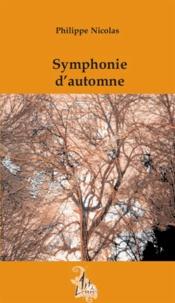 Philippe Nicolas - Symphonie d'automne.