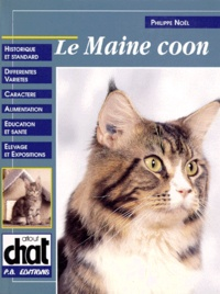 Philippe Noël - Le Maine coon.
