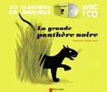 Philippe Noiret et Paul François - La grande panthère noire. 1 CD audio