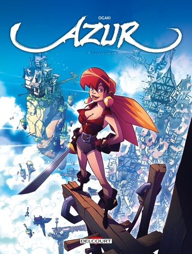 Azur Tome 1 Providence