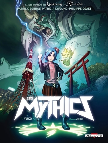 Les Mythics Tome 1 Yuko
