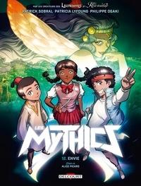Philippe Ogaki et Rémi Guerin - Les Mythics Tome 12 : Envie.