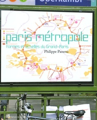 Philippe Panerai - Paris métropole - Formes et échelles du Grand-Paris.