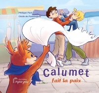 Philippe Paré et Pommereau cécile De - Calumet fait la paix.