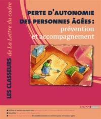 Philippe Patry - Perte d'autonomie des personnes âgées : prévention et accompagnement.