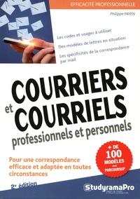 Courriers et courriels professionnels et personnels - Plus de 100 modèles de lettres de correspondance.pdf