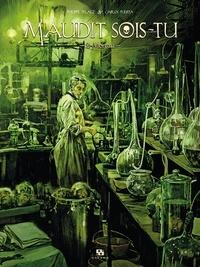 Philippe Pelaez et Carlos Puerta - Maudit sois-tu Tome 2 : Moreau - Cahier spécial inclus + 1 ex-libris offert !.