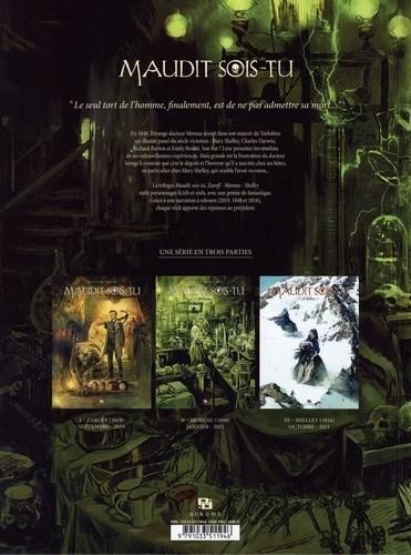 Maudit sois-tu Tome 2 Moreau. Cahier spécial inclus + 1 ex-libris offert !