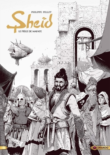 Sheid - volume 01 - noir et blanc de Philippe Pellet - Livre - Decitre