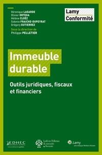 Philippe Pelletier - Immeuble durable - Outils juridiques, fiscaux et financiers.
