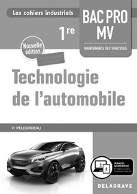 Deedr.fr Technologie de l'automobile 1re Bac Pro MV - Livre du professeur Image