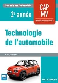 Technologie de l'automobile CAP MV 2e année - Philippe Pelourdeau pdf epub