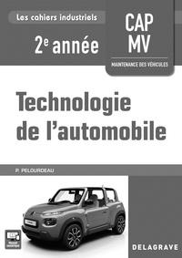 Galabria.be Technologie de l'automobile CAP MV 2e année - Livre du professeur Image