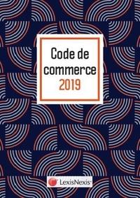 Philippe Pétel - Code de commerce - Jaquette Wax.