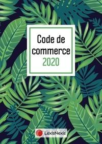 Philippe Pétel et Stéphane Benilsi - Code de commerce - Jaquette tropical.