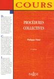 Philippe Pétel - Procédures collectives - Edition 2006.