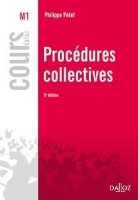 Philippe Pétel - Procédures collectives.
