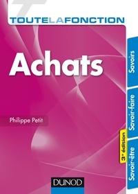 Philippe Petit - Toute la fonction Achats.