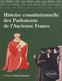 Accentsonline.fr Histoire constitutionnelle des Parlements de l'Ancienne France Image