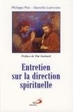 Philippe Plet - Entretien sur la direction spirituelle.