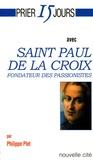 Philippe Plet - Saint Paul de la Croix.