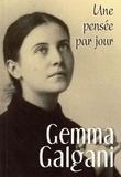 Philippe Plet - Sainte Gemma Galgani - Une pensée par jour.