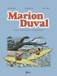 Philippe Poirier - Marion Duval intégrale, Tome 06 - Photo fatale - Alerte en classe verte - Les disparues d'Ouessant.