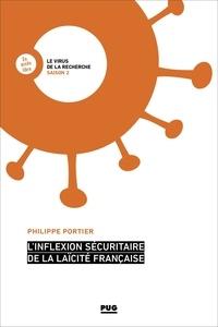 Philippe Portier - L'inflexion sécuritaire de la laïcité française.