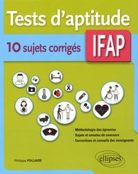 Tests daptitude IFAP - 10 sujets corrigés.pdf