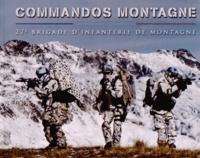 Philippe Poulet - Commandos montagne - 27e brigade d'infanterie de montagne.